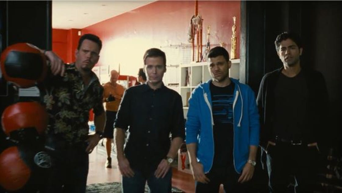 Watch The First Trailer For The Entourage Movie