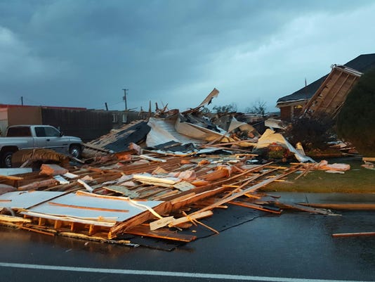 Panguitch tornado