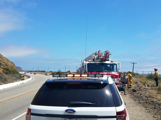 highway 1 crash