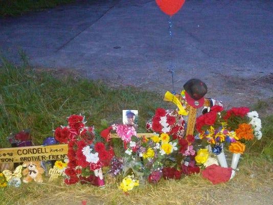 Memorial for Cordell Breighner