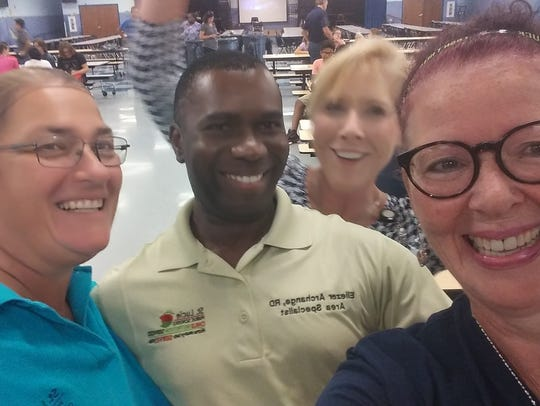 Northport and SLPS District staff enjoy working together