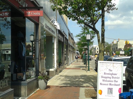 St. Croix has 11 shops in cities throughout the country, including on Maple in downtown Birmingham.