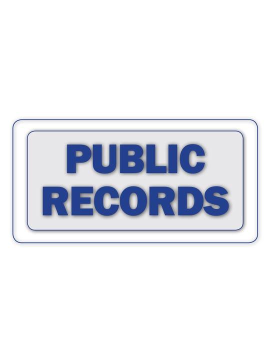 Public records stock art