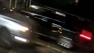 Detroit police are searching for this black SUV in connection with a fatal hit-and-run in Detroit on Saturday, July 21, 2018.