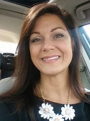 Shippensburg native Heidi Etter, 36, has had to spend