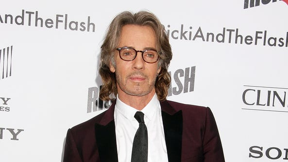 """Rick Springfield attending """"Ricki And The Flash"""" New"""