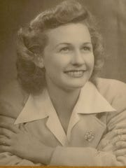 Lois Chapin Moore was one of Springfield's early pilots