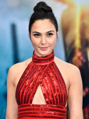 "Gal Gadot, seen at the premiere of ""Wonder Woman"" in May in Hollywood, will be honored in January at the Palm Springs International Film Festival Awards Gala."