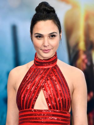 """Gal Gadot, seen at the premiere of """"Wonder Woman"""" in May in Hollywood, will be honored in January at the Palm Springs International Film Festival Awards Gala."""
