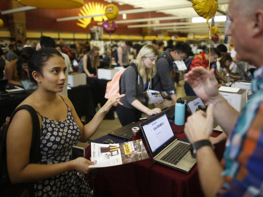 Graduates at Arizona\'s universities must pay one last fee to finish