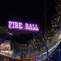 The Dutchess County Fair: The rides
