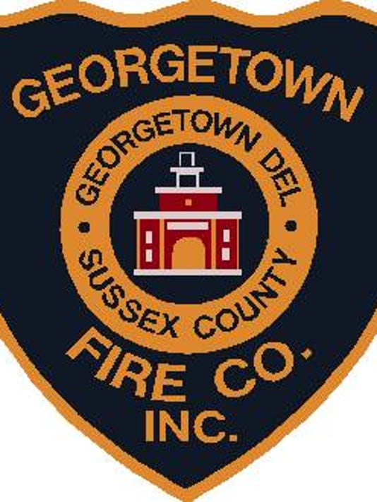 Two hurt in fire