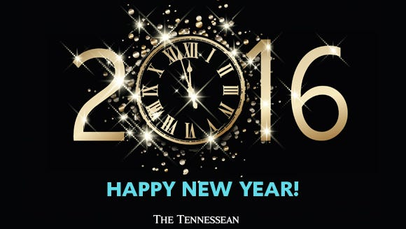 Happy New Year from The Tennessean!