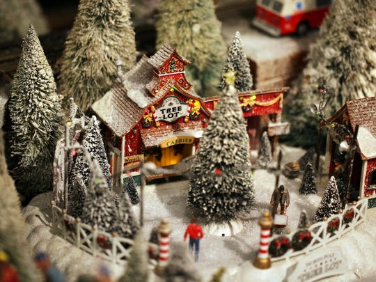 Behringer-Crawford Museum opens their Holiday Toy Trains show this weekend.