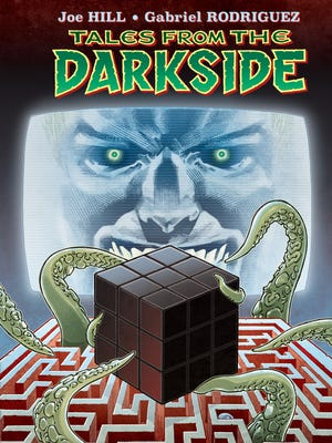 """Joe Hill and Gabriel Rodriguez bring the '80s horror anthology to comics with """"Tales from the Darkside"""" this summer."""