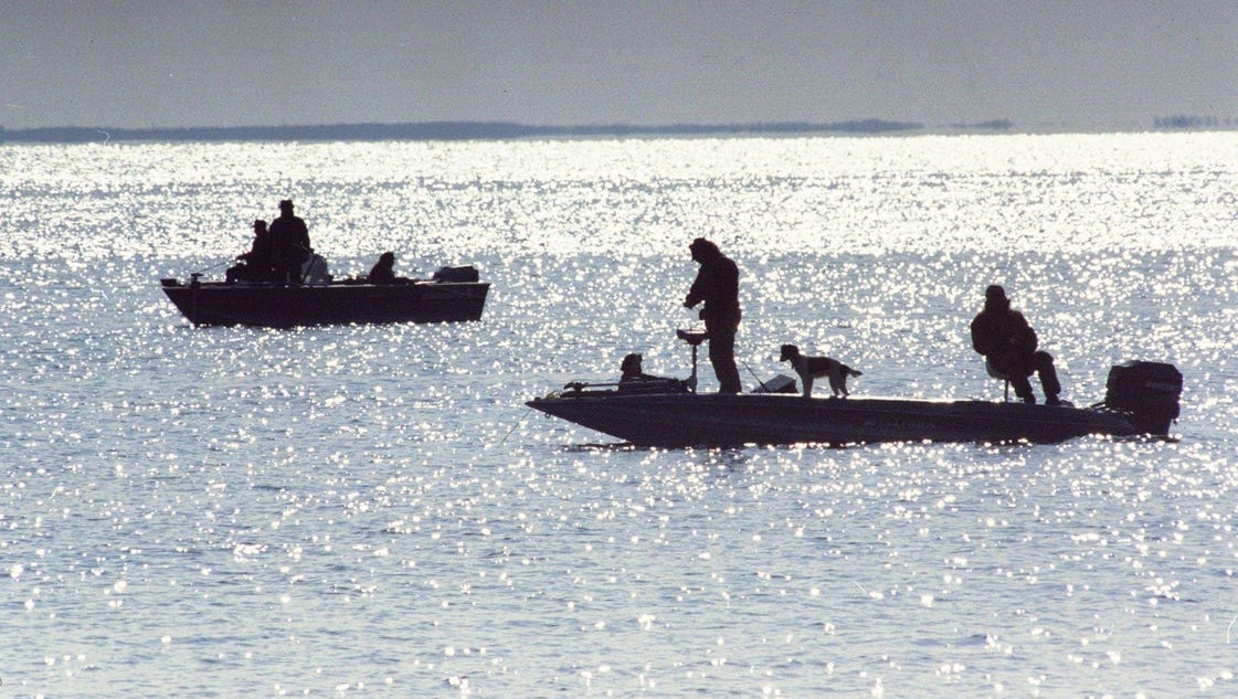 Dnr only catch and release for walleye on mille lacs for Mille lacs lake fishing regulations