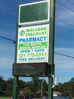 Malabar Discount Pharmacy in Palm Bay