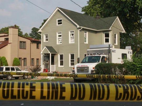 Long Branch,  NJ    House fire 245 Joline Ave in Long