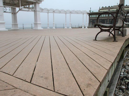 Electronics could be banned from Long Branch's boardwalk.