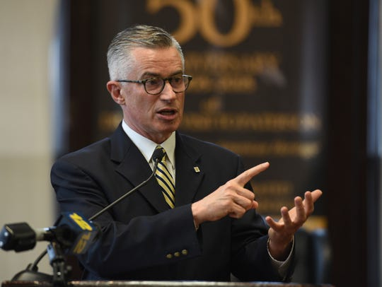 Former Governor Jim McGreevey said NJBuild will provide