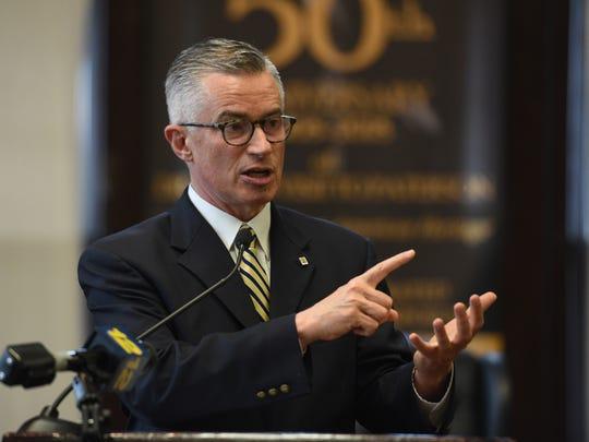 Former Governor Jim McGreevey said NJBuild will provide