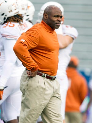 Charlie Strong is facing undue pressure this season, but some of it was brought on by a lack of commitment to an offensive scheme.