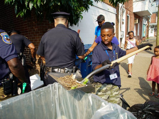 WIL YOUTH ACADEMY CLEANUP