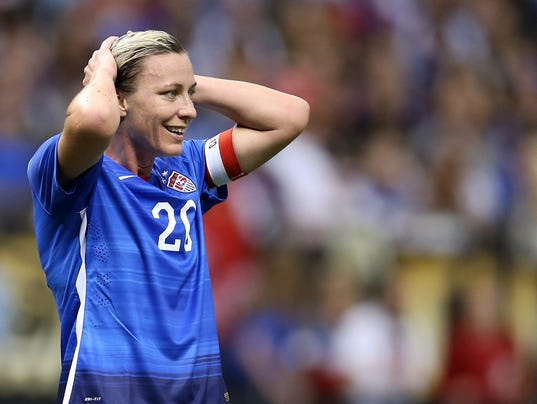 Abby Wambach in BMW Super Bowl ad – Rochester Democrat and Chronicle
