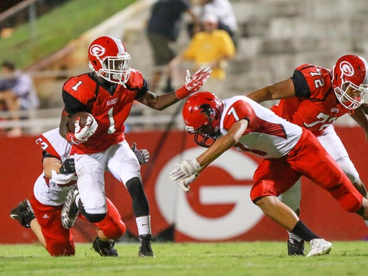 Greenville High Football1304