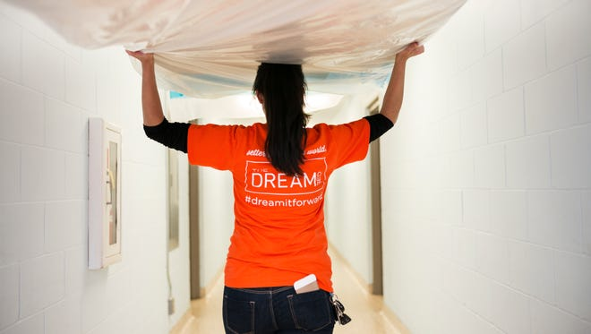 """Under its """"Buy A Dream. Give a Dream"""" program, launched less than three months ago, the company gives a mattress to a person in need every time a customer purchases either its Dream Bed Original or Dream Bed Cool mattress."""