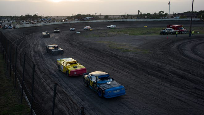 South Texas Speedway opened its 2018 season on Saturday.