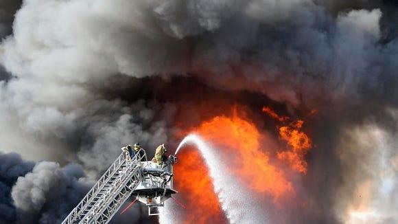 Dietz&Watson fire