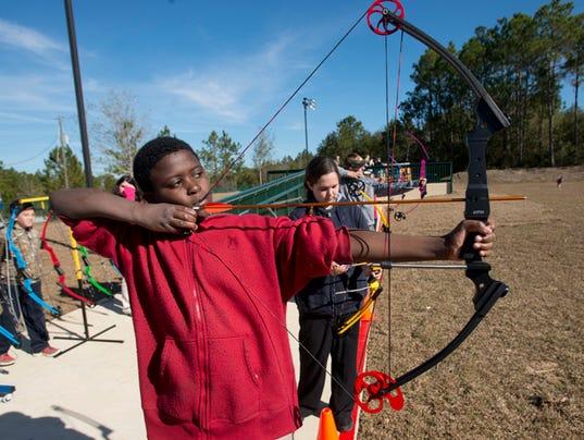 Escambia County Archery Park