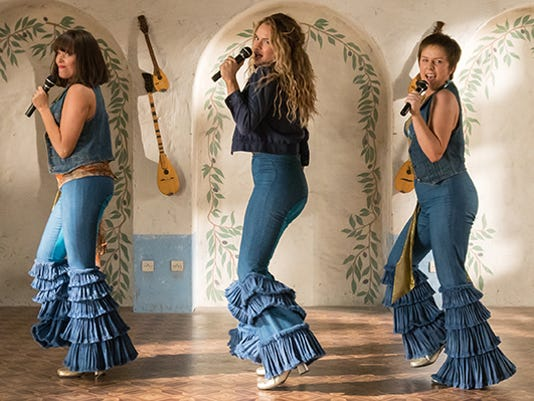 Film Title: Mamma Mia! Here We Go Again