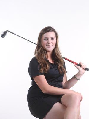 Hallianne Hobson, Bishop Verot. Golfer of the Year Finalist