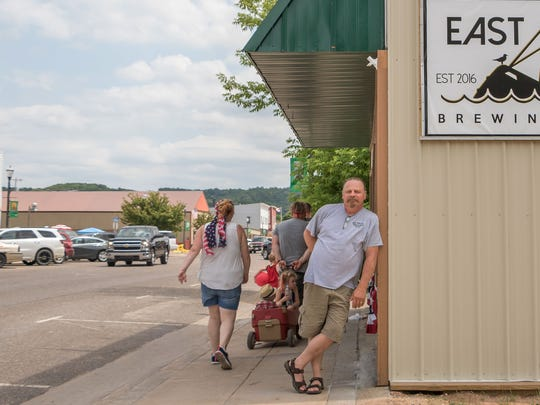 Munising has gone from a ghost town to boom town in