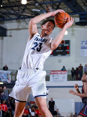 East Lansing's Brandon Johns recently picked up offers from Creighton, Memphis and Missouri.