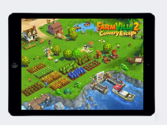 Zynga's big hits get new games later this year