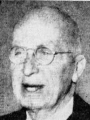 Herbert S. Weet, former superintendent of the Rochester school district.