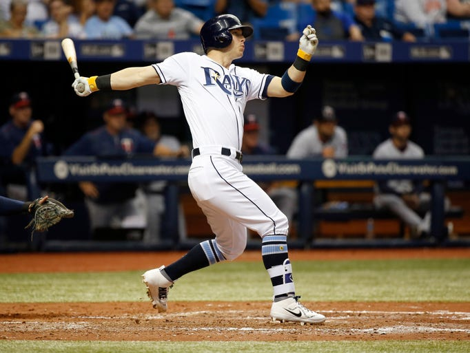 Feb. 22: The Rays traded LF Corey Dickerson to Pirates