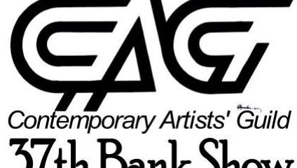 The public is invited to the Contemporary Artists Guild's 37th annual Bank Show opening reception from 1 to 3 p.m. Sunday, Feb. 28, in the Coughlin-Saunders Performing Arts Center, 1202 Third St. in Alexandria.