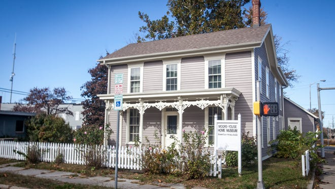 The Moore-Youse House Museum at 122 E Washington St. will be having an open house on Sunday, Nov. 1 from 1-4 p.m, one year after heavy renovations. The featured exhibit will be paintings of Susan Ryan Marsh and photographs of John Rollin Marsh.