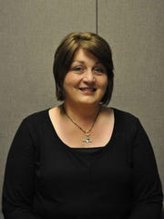 Carolyn Lang has been selected as the Town Talk Volunteer of the Month for May.