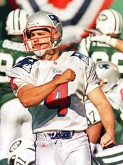 Vinatieri was once a 23-year-old rookie in New England just trying to earn a job from coach Bill Parcells.