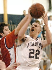 Nick Weiermiller played Division I college basketball following a standout career at Elmira Free Academy.