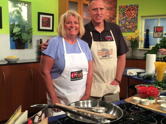 Susan Selasky cooks up some farm-fresh flavor for FOX 2 viewers