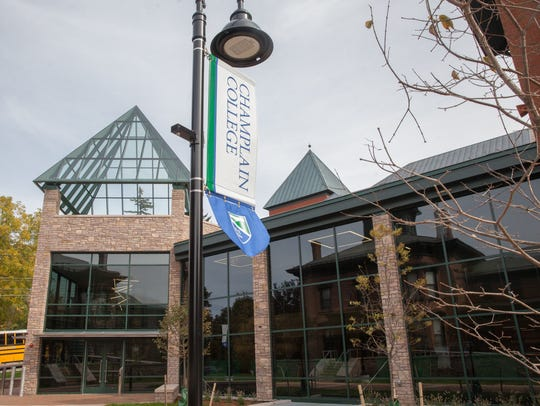 Champlain College's 42,000-square-foot Communications
