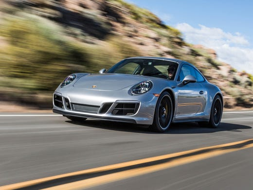 Carrera Gts May Be Porsche S Best 911 And The Bargain Of The Family