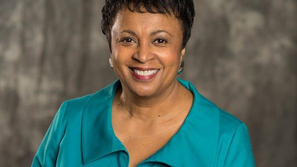 Carla Hayden, chief executive officer of the Enoch