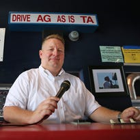How an auctioneer who struggled to talk became a national champion